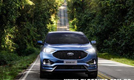 Avaliação: Ford Edge ST o suv esportivo por R$ 299.000