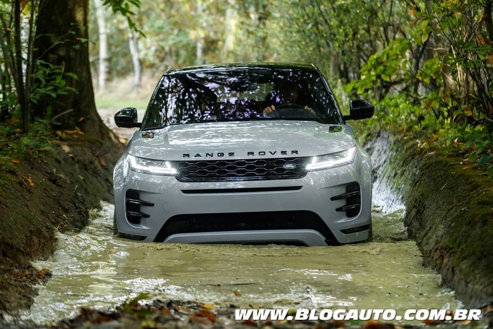 Land Rover Evoque nova geração se inspira no Velar