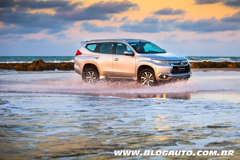 Avaliação: Mitsubishi Pajero Sport nova geração por R$ 265.990