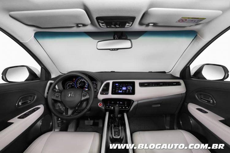Honda HR-V 2020 Touring Turbo