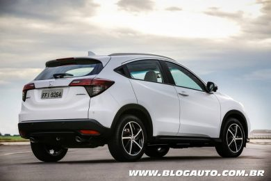 Honda HR-V 2020 Touring Turbo