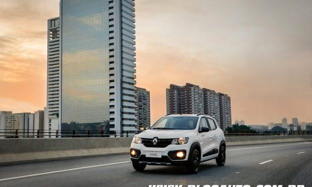Avaliação: Renault Kwid Outsider chega por R$ 43.990