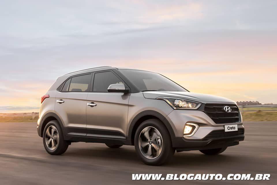 Hyundai Creta 2020 as novidades incluindo PCD