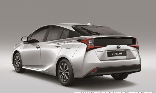 Toyota Prius 2019 chega só agora com poucas novidades