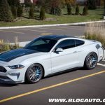 Ford Mustang Lithium o Muscle Car Elétrico