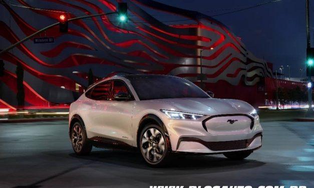 Ford Mustang Mach-E: SUV? Elétrico? Sério?