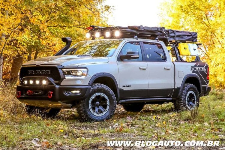 RAM 1500 Rebel OTG Concept Truck