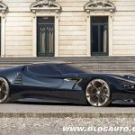 Alfa Romeo Montreal Vision GT bem que poderia virar realidade