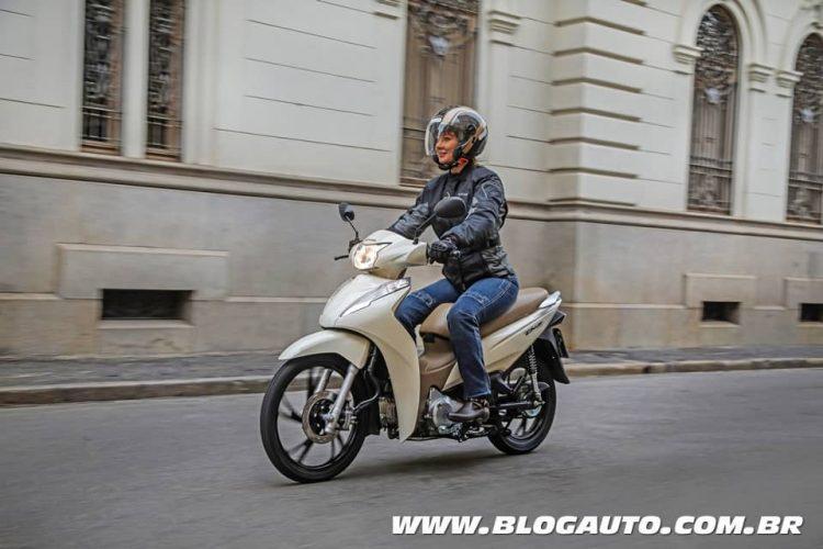 Honda Biz 2020