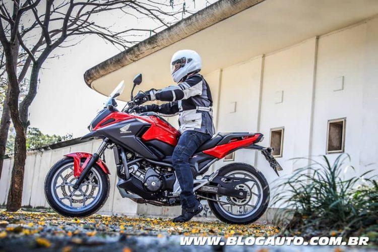 Honda NC 750X 2020