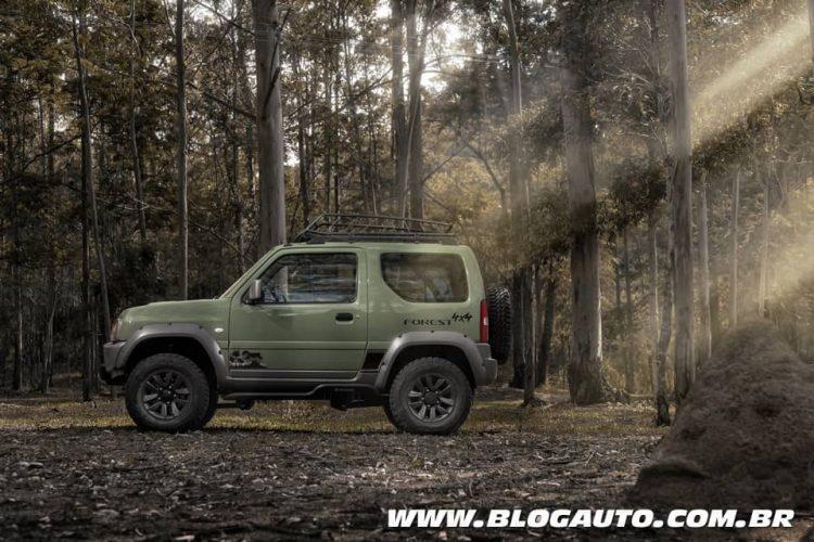 Suzuki Jimny Forest 2020