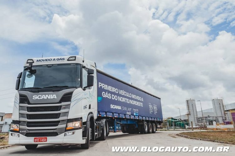 Scania GNV