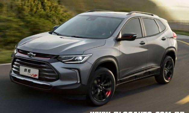 Chevrolet Tracker 2021 chega a partir de R$ 82 mil