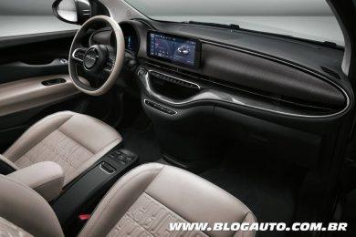 Fiat 500 e 2021