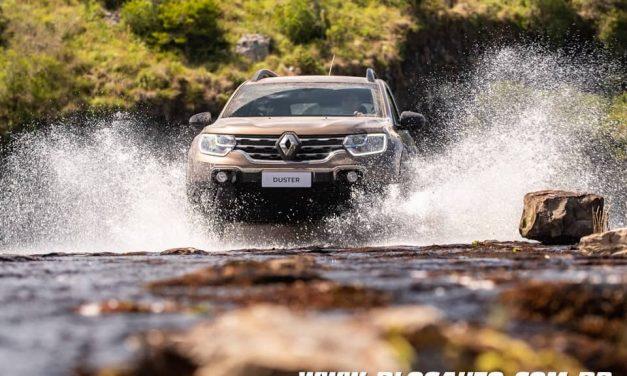 Avaliação: Renault Duster 2021 não parece, mas é totalmente novo