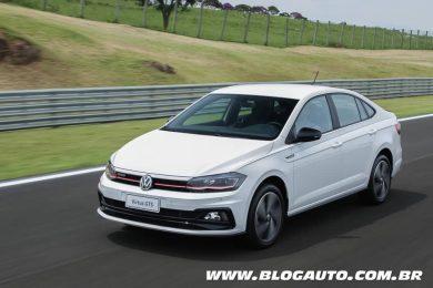 Volkswagen Virtus GTS 2021