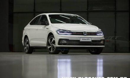 Avaliação Volkswagen Virtus GTS 150 cv por R$ 104.940