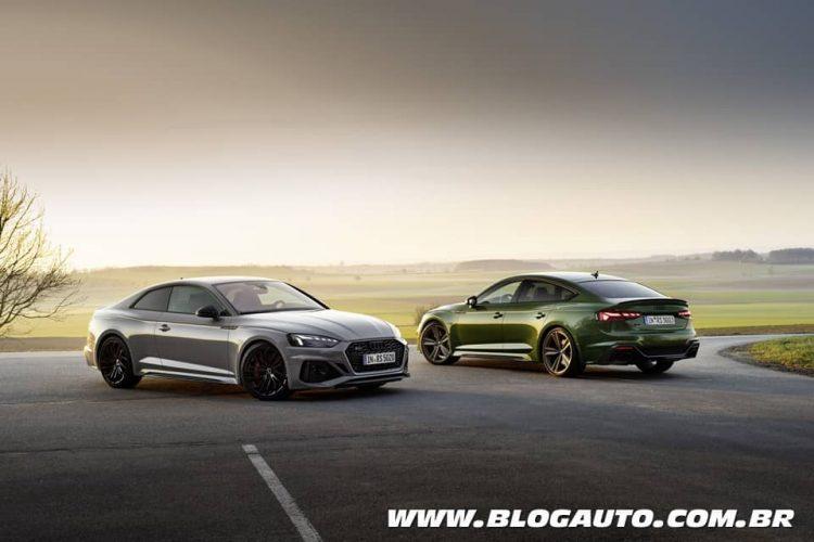 Audi RS5 Coupé e Sportback 2021