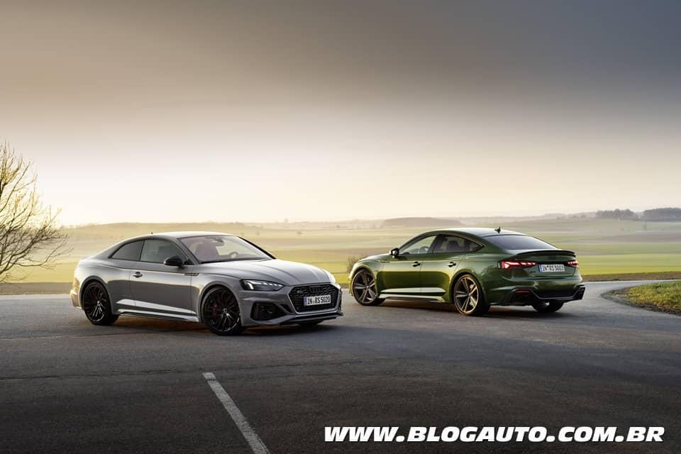 Audi RS5 2021 um dos carros mais belos da atualidade