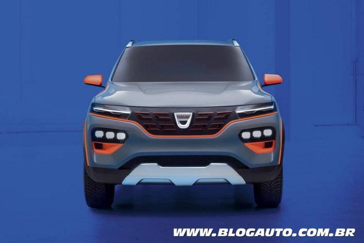 Dacia Spring antecipa o facelift do Renault Kwid