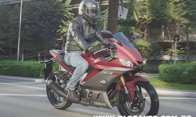 Yamaha YZF-R3 chega com novo visual por R$ 24.890