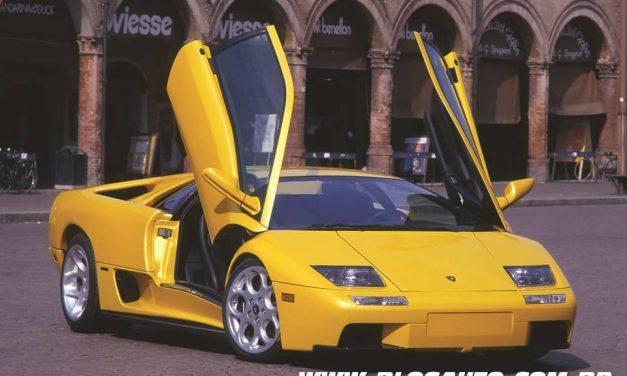 Quantos carros da Lamborghini têm no Brasil, adivinha?