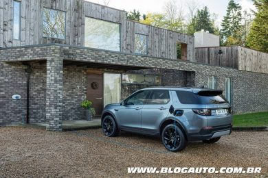 Land Rover Discovery Sport Hybrid Plug-In
