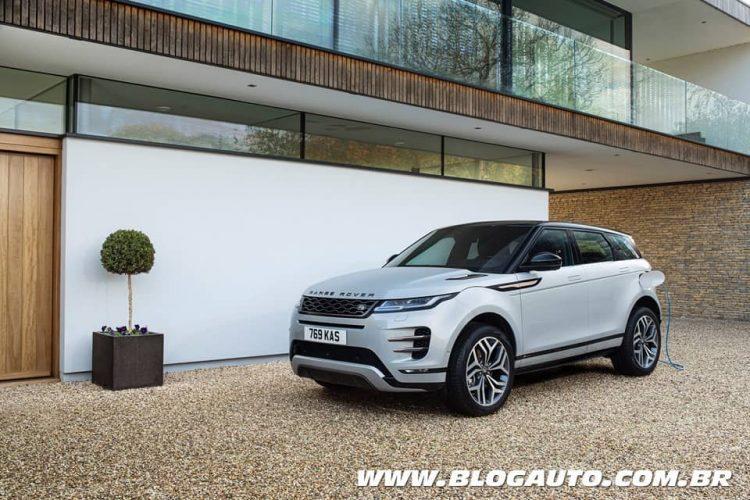 Range Rover Evoque Hybrid Plug-In
