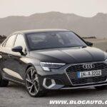 Audi A3 Sedan chega totalmente renovado