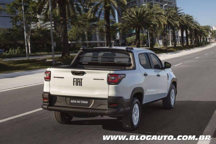 Fiat Strada 2021 Endurance Cabine Dupla