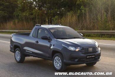 Fiat Strada 2021 Endurance Cabine Plus