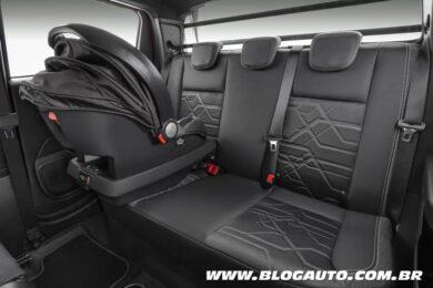 Fiat Strada 2021 Volcano Cabine Dupla