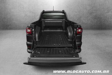 Fiat Strada 2021 Cabine Plus Endurance