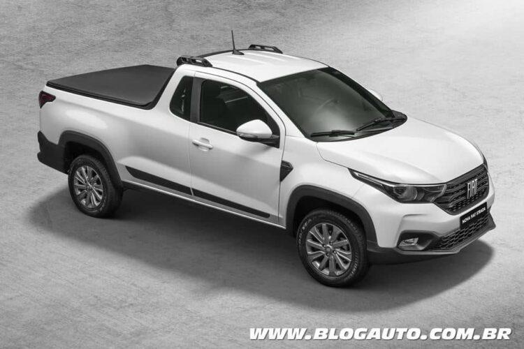 Fiat Strada 2021 Cabine Plus Freedom