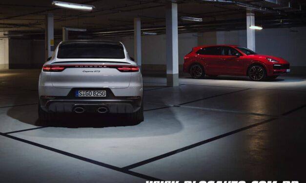 Porsche Cayenne GTS, novamente com motor V8