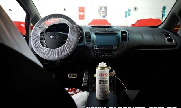 Kia Motors oferece serviço gratuito de higienização