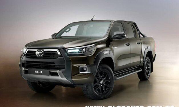 Toyota Hilux 2021 muda e fica com 204 cv, mas na Tailândia