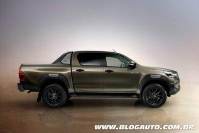 Toyota Hilux 2021 (Tailândia)
