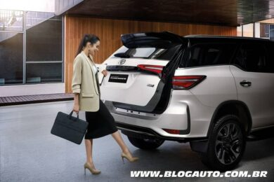 Toyota SW4 2021 (Tailândia)