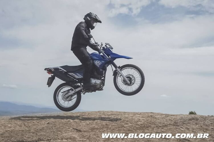 Yamaha Crosser 2020