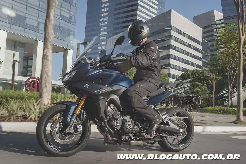 Yamaha Tracer 900 GT 115 cv por R$ 50.090