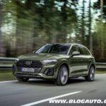 Audi Q5 2021 ganha facelift e inédita iluminação OLED