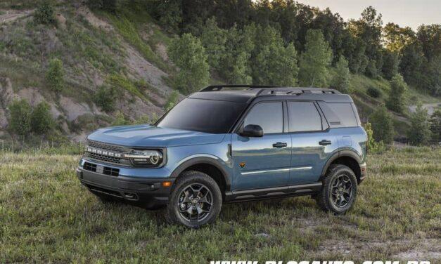 Ford Bronco Sport vem para o Brasil competir com o Compass