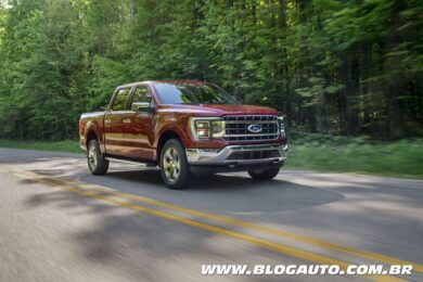 Ford F150 2021