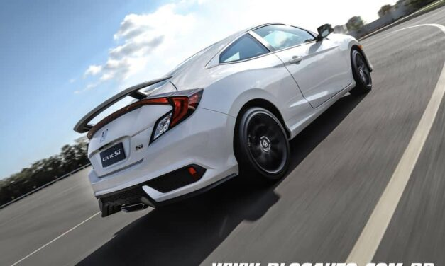 Honda Civic Si 2020 muda pouco, que bom!!!