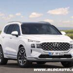 Hyundai Santa Fe 2021 um novo design polêmico, gostaram?