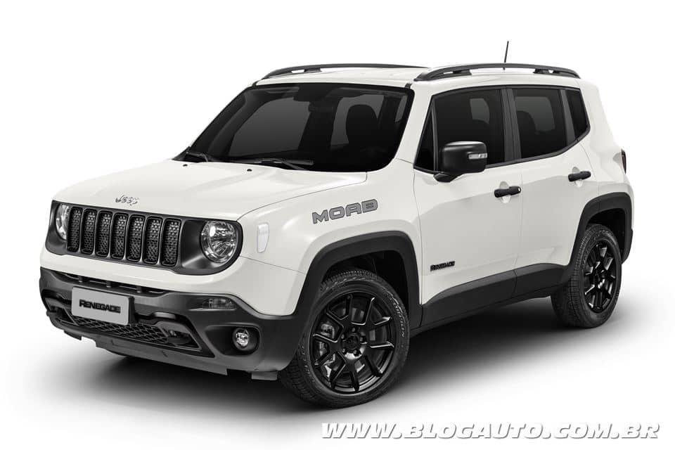 Jeep faz reality show para lançar o Renegade Moab