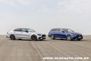 Mercedes-AMG E63S 2021