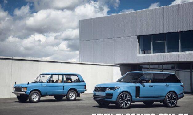 Range Rover Fifty marca os 50 anos com edição especial