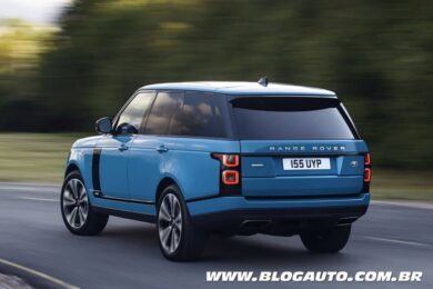 Range Rover Fifty 2021
